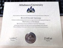 Athabasca University diploma, Athabasca University degree,