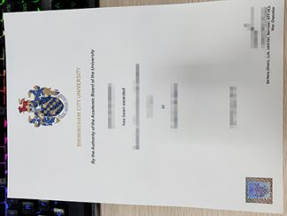 Birmingham City University degree, Birmingham City University diploma, fake BCU degree,