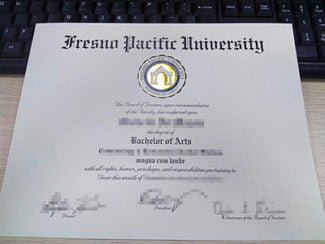 FPU diploma, fake Fresno Pacific University degree,