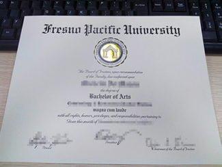 FPU diploma, fake Fresno Pacific University degree,