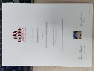 Griffith University Degree, Griffith University diploma,