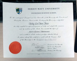 Heriot-Watt University degree, Heriot-Watt University diploma, fake Heriot-Watt University certificate,