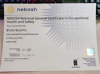 NEBOSH NGC certificate, NEBOSH national certificate, NEBOSH diploma,