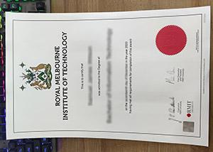 Royal Melbourne Institute of Technolog degree, RMIT University certificate, fake RMIT diploma,