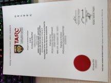 TAR UC degree, TAR UC diploma,
