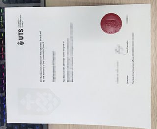 University of Technology diploma, University of Technology degree, fake UTS diploma,