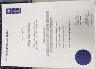 University of Canberra degree, University of Canberra diploma, fake UC diploma,