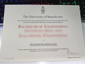 University of Manchester degree, University of Manchester certificate, University of Manchester diploma, 曼彻斯特大学证书,