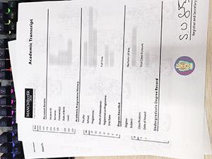 University of Manchester transcript, University of Manchester certificate, fake University of Manchester diploma, 曼彻斯特大学成绩单,