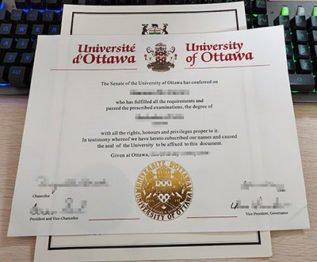 University Of Ottawa diploma, University Of Ottawa degree, Université D'Ottawa diploma,