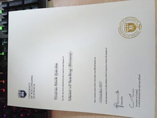 University of Wollongong diploma, University of Wollongong degree, fake UOW diploma,