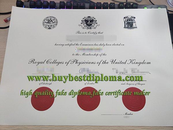 fake MRCP certificate, buy MRCP(UK) certificate,