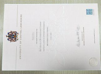 University of Central Lancashire degree, University of Central Lancashire diploma, fake UCLan diploma,