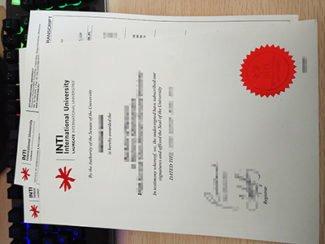 INTI university degree, INTI international university diploma,