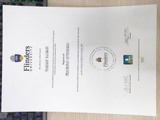 Flinders University degree, Flinders University diploma,