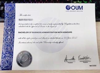 Open University Malaysia diploma, Open University Malaysia degree, OUM diploma,
