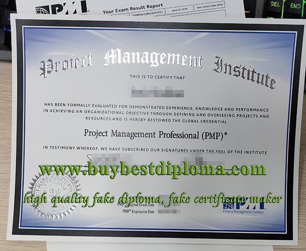 Not Enough Time For Study Buy A Fake Pmp Certificate Is Efficient Way