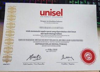 UNISEL diploma, UNISEL degree, Universiti Selangor degree,