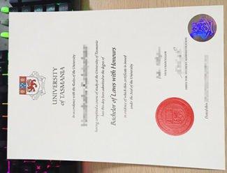 University of Tasmania degree, University of Tasmania diploma, fake degree in Law,