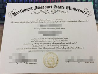 Northwest Missouri State University diploma, Northwest Missouri State University degree, fake NMSU diploma,