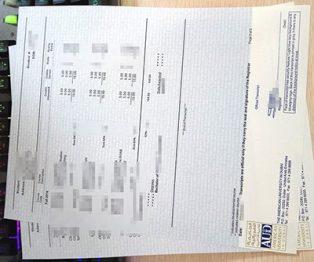 AUD transcript, American University in Dubai transcript, fake university transcript,