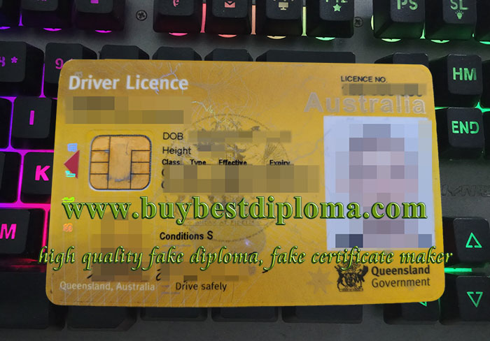 Australian Driver Licence, Queensland Driver Licence, fake driving licence,