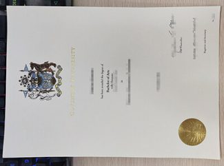 Coventry University degree, Coventry University diploma,