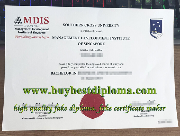 MDIS degree, Management Development Institute of Singapore diploma, fake MDIS diploma,