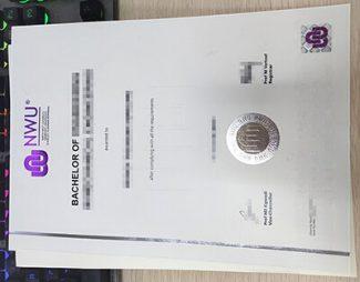 North-West University degree, North-West University diploma, fake NWU diploma,
