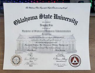 Oklahoma State University diploma, Oklahoma State University degree, OSU diploma,