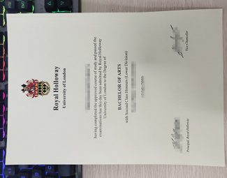 Royal Holloway University of London degree, RHUL degree, fake RHUL diploma,