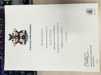 University of Hertfordshire degree, University of Hertfordshire diploma, fake UH degree,