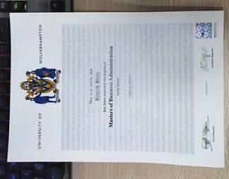 University of Wolverhampton degree, University of Wolverhampton diploma,