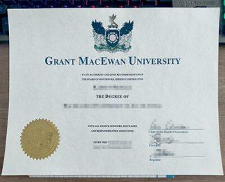 fake MacEwan University diploma, fake MacEwan University degree, fake Canadian diploma,