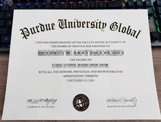 Purdue University Global diploma, Purdue University Global degree, Purdue University Global certificate,