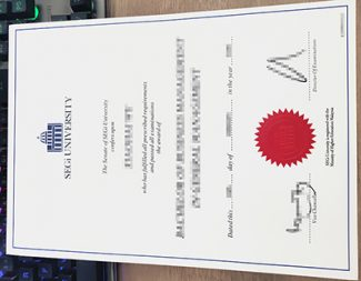 SEGI University diploma, SEGI University degree, SEGI University college certificate,