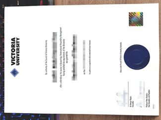 Victoria University diploma, Victoria University degree, fake VU diploma,