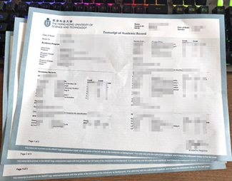 fake HKUST transcript, 香港科技大学成绩单, Hong Kong University of Science and Technology transcript,