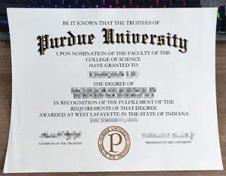 Purdue University diploma, Purdue University degree, fake Purdue University certificate,