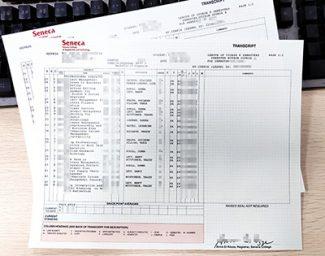 Seneca College transcript, Seneca College diploma, fake Seneca College certificate,