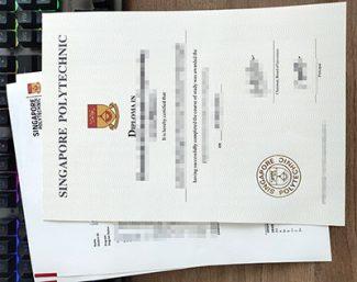 Singapore Polytechnic degree, fake Singapore Polytechnic transcript, fake SP degree,