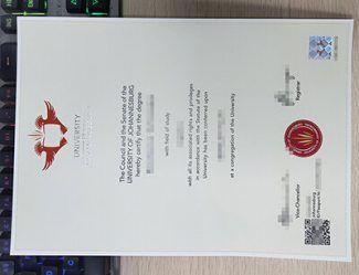 University of Johannesburg diploma, University of Johannesburg degree, University of Johannesburg certificate,