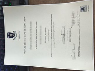 University of Liverpool degree, replica University of Liverpool diploma, duplicate University of Liverpool certificate,