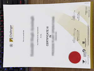 Challenger Institute of Technology certificate, fake TAFEWA certificate, South Metropolitan TAFE certificate,