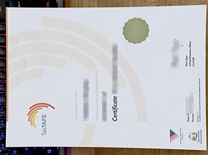 TasTAFE certificate, fake TAFE certificate, fake Australian certificate,