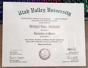 Utah Valley University diploma, fake UVU diploma, buy Utah Valley University degree,