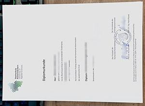 Hochschule Kaiserslautern urkunde, Hochschule Kaiserslautern diplom, fake Kaiserslautern University certificate,