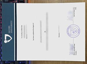 Jacobs University diploma, Jacobs University certificate, fake Jacobs University degree,