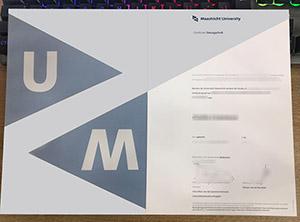 Maastricht University certificate, Maastricht University degree, fake Maastricht University diploma,