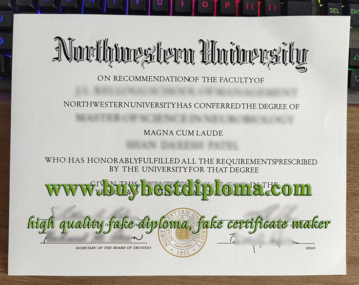 Northwestern University diploma, buy Northwestern University degree, fake Northwestern University certificate,